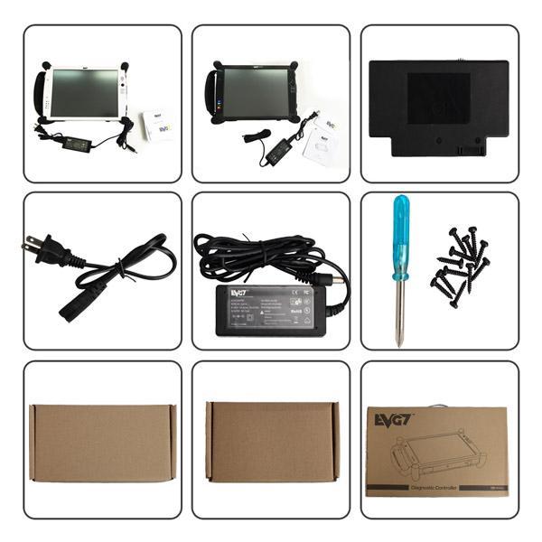 EVG7 DL46/HDD500GB/DDR2GB Diagnostic Controller Tablet PC-1