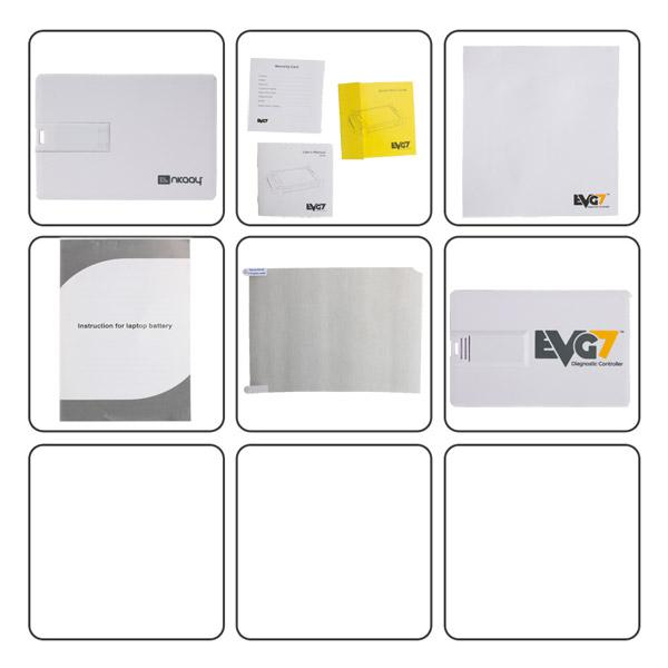 EVG7 DL46/HDD500GB/DDR2GB Diagnostic Controller Tablet PC-2
