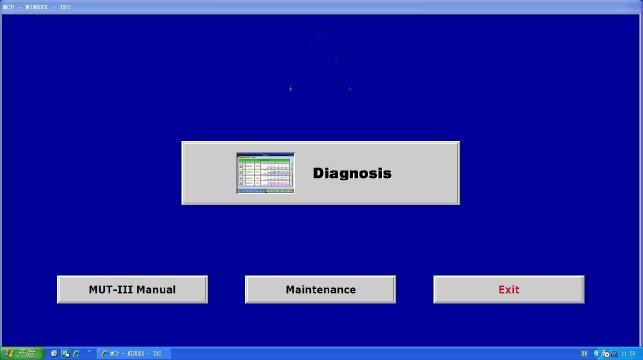 MUT-3 Diagnostic and Programming Tool for Mitsubishi Software-2