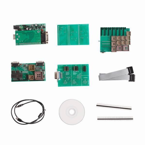 UPA USB Programmer V1.2 with Full Adaptors