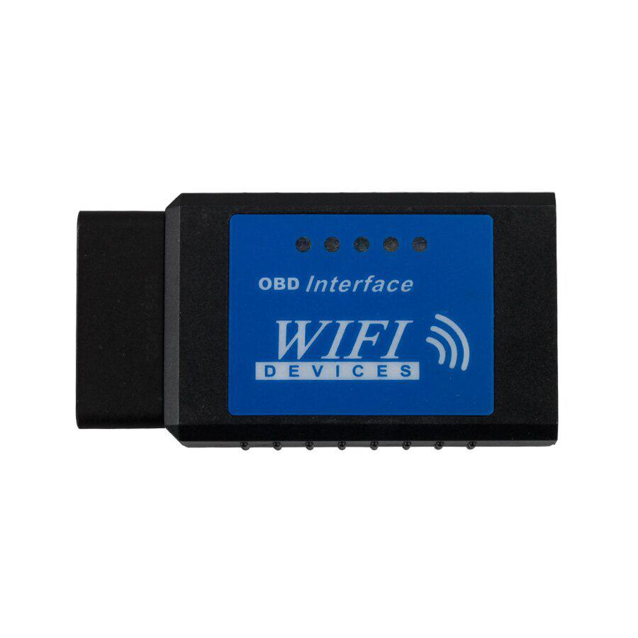 ELM327 OBDII WiFi Diagnostic Wireless Scanner Apple IPhone Touch V1.5