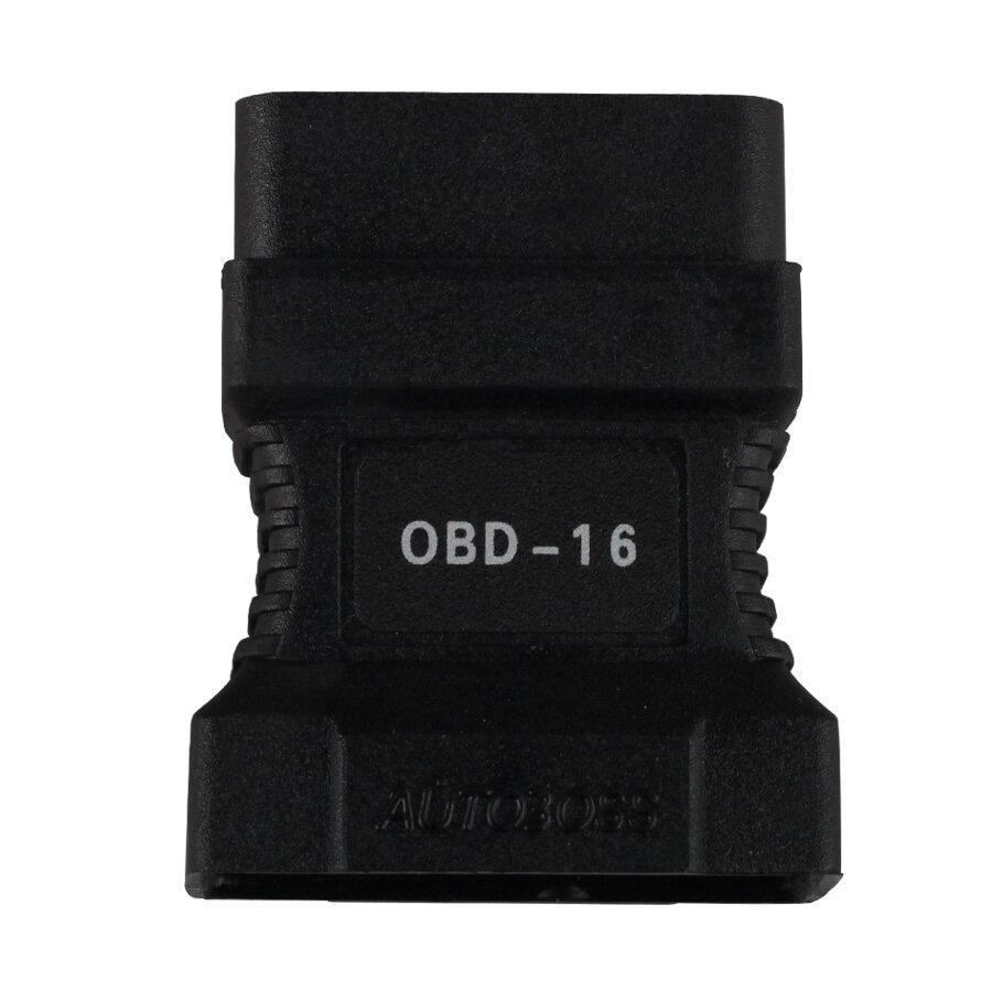 OBD Connector Of Autoboss V30