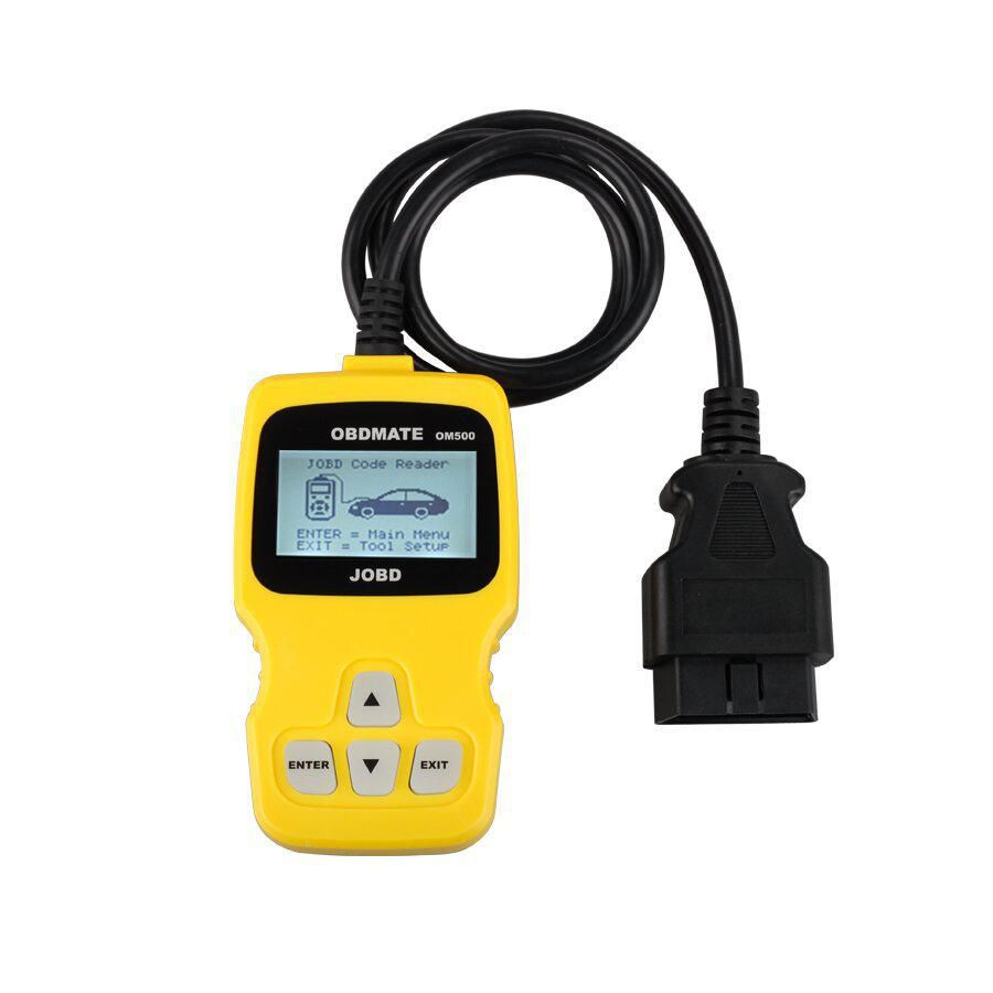 AUTOPHIX OBDMATE OM500 JOBD/OBDII/EOBD Code Reader