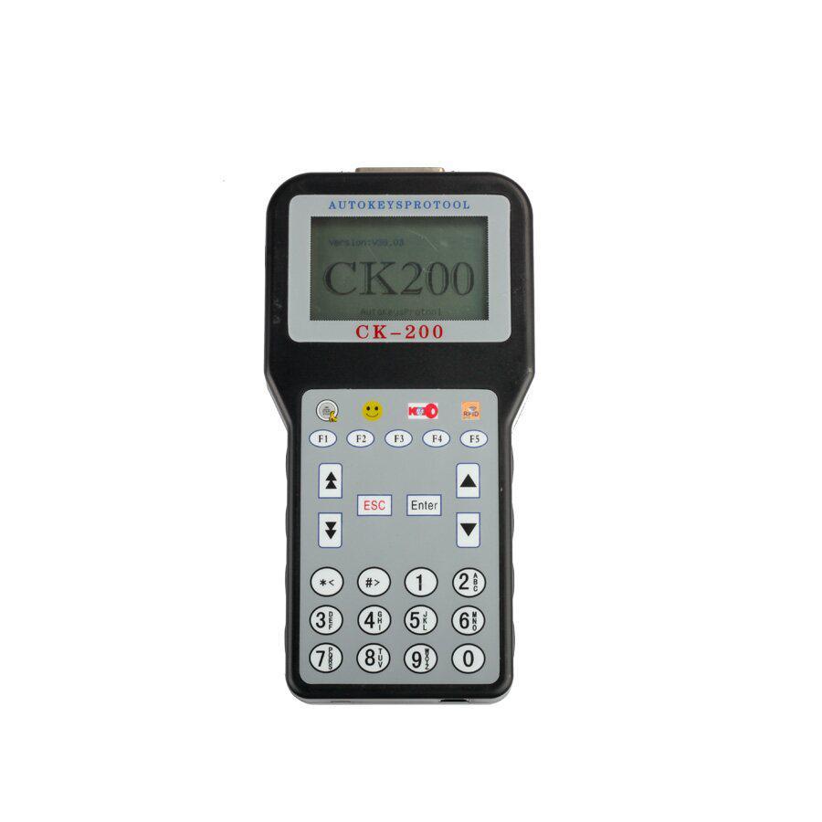 V50.01 CK-200 CK200 Auto Key Programmer Updated Version of CK-100