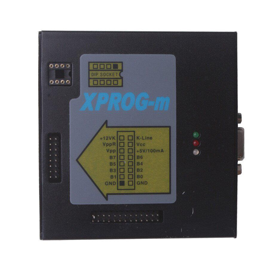 Xprog-M V5.3 Main Unit for Sale Without Adapters