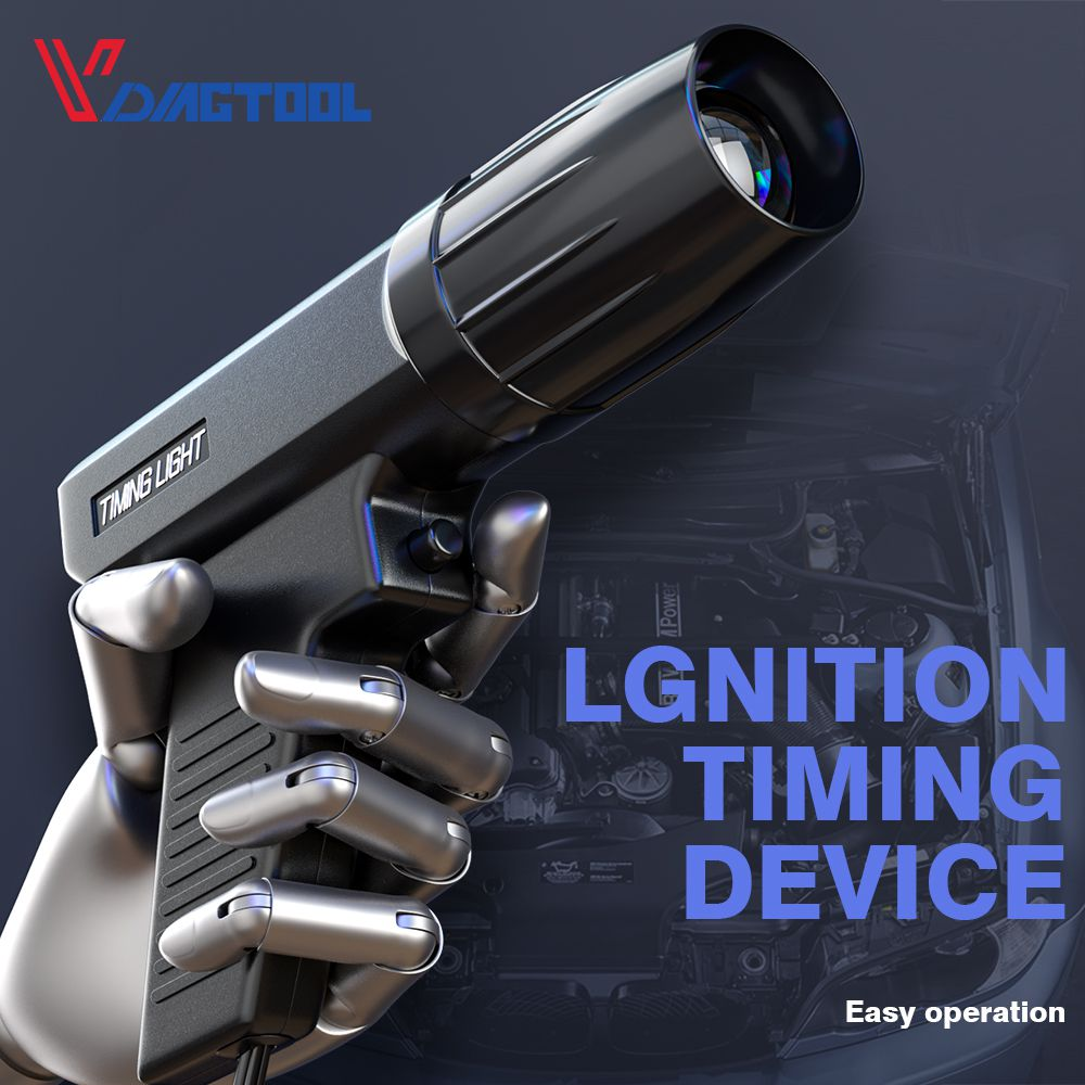 12V Ignition Timing Gun Machine Timing For Car Motorcycle Auto Diagnostic Tools Light Strobe Detector Car Repair Tool