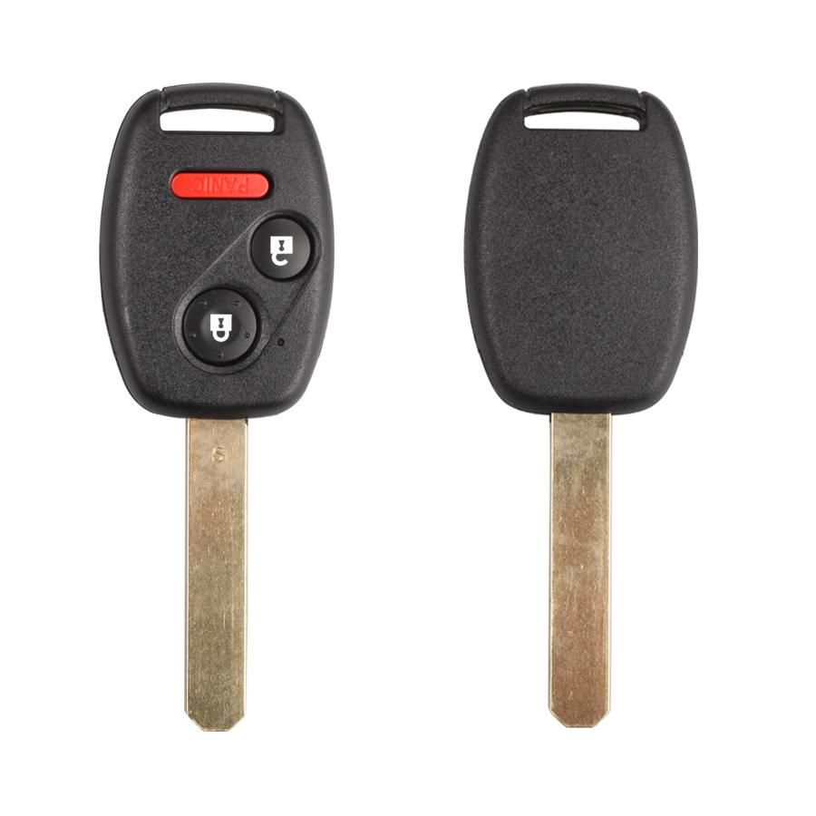 Remote Key (2+1) Button and Chip Separate ID:8E (315 MHZ) For 2005-2007 Honda