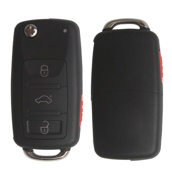 3 Button ID46 Remote Key 433MHZ For VW Touareg 2008