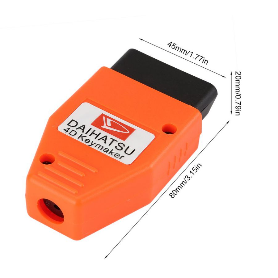 Daihatsu 4D Keymaker for Toyota Smart Key maker 4D chip programmer plug and play