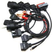 8 OBD2 Cables for Car Diagnostic used for Multidiag CDP+ and Delphi DS150