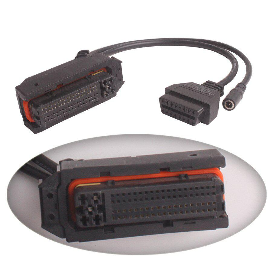 81 PIN ECU/OBD F+DC Cable
