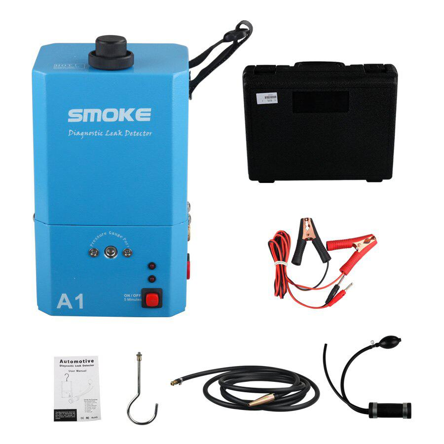 A1 Diagnostic Leak Detector For Motorcycle /Cars /SUVs /Truck