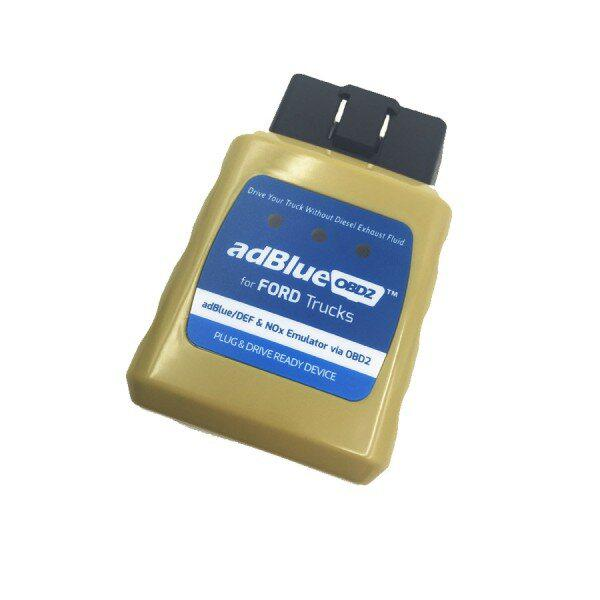 Ad-blueOBD2 Emulator For FORD Trucks Plug And Drive Ready Device By OBD2