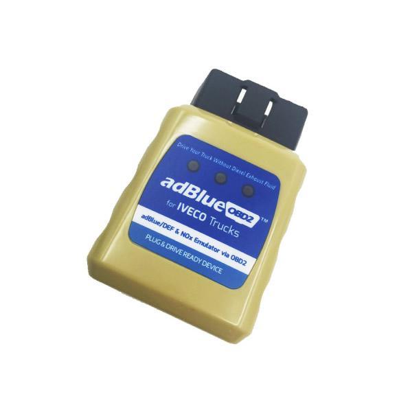 AdblueOBD2 Emulator for IVECO Trucks Plug And Drive Ready Device By OBD2