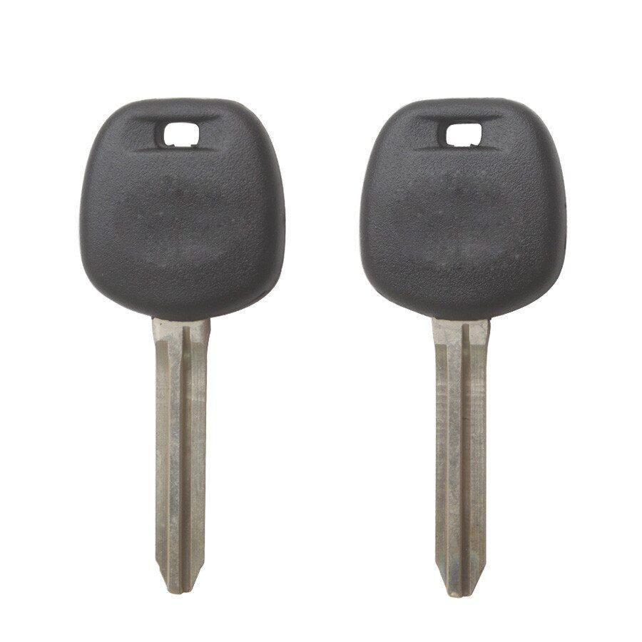 Aftermarket 4D(68) Transponder Key For TOYOTA 5pcs per lot