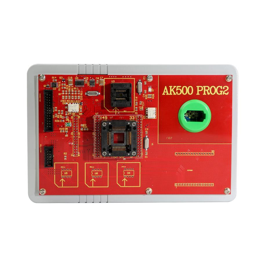 AK500 PRO2 Super Key Programmer For Mercedes Benz Without Remove ESL ESM ECU