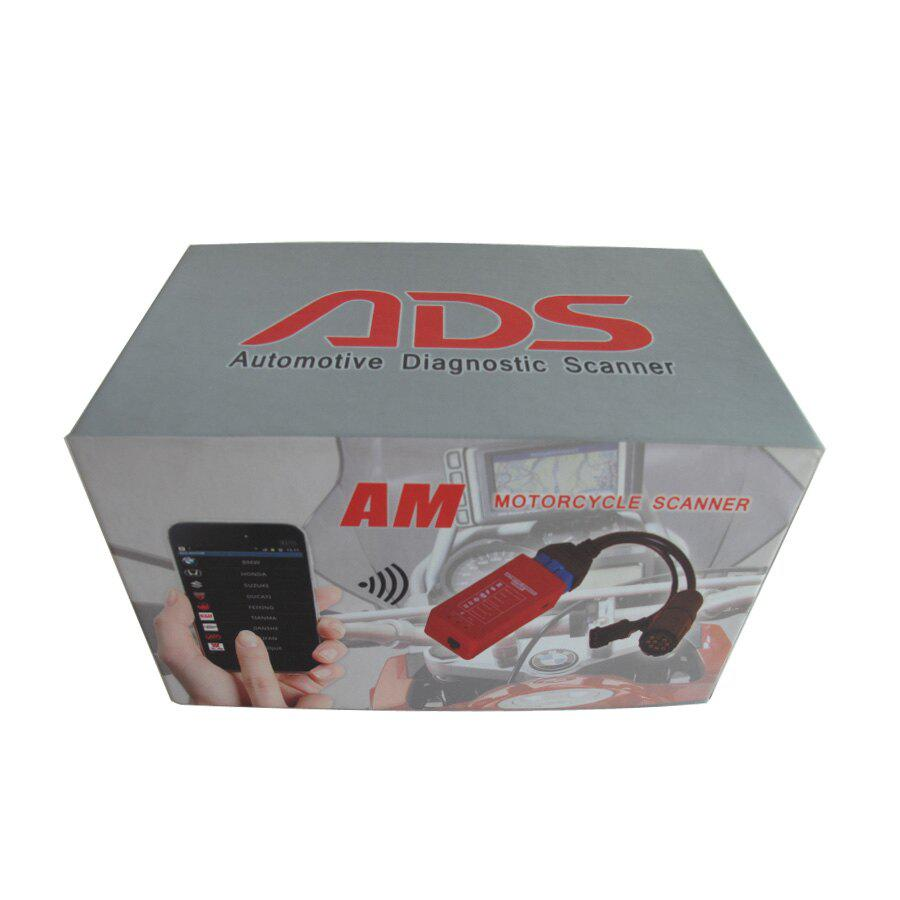 AM-Harley Motorcycle Diagnostic Tool With Bluetooth (Android/Win XP) Update Online