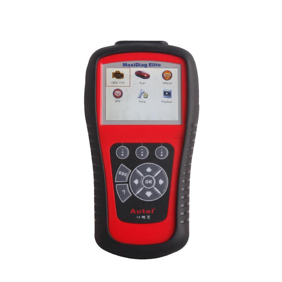 Autel Maxidiag Elite MD701 Code Scanner DS Model For 4 System Update by Internet