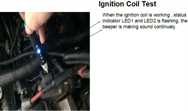 Ignition Test Display 2