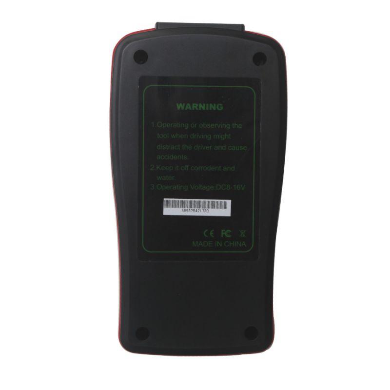 AUTOPHIX E-SCAN ES620 Scanner Support OBD2 VW Protocols(Including UDS Protocols)