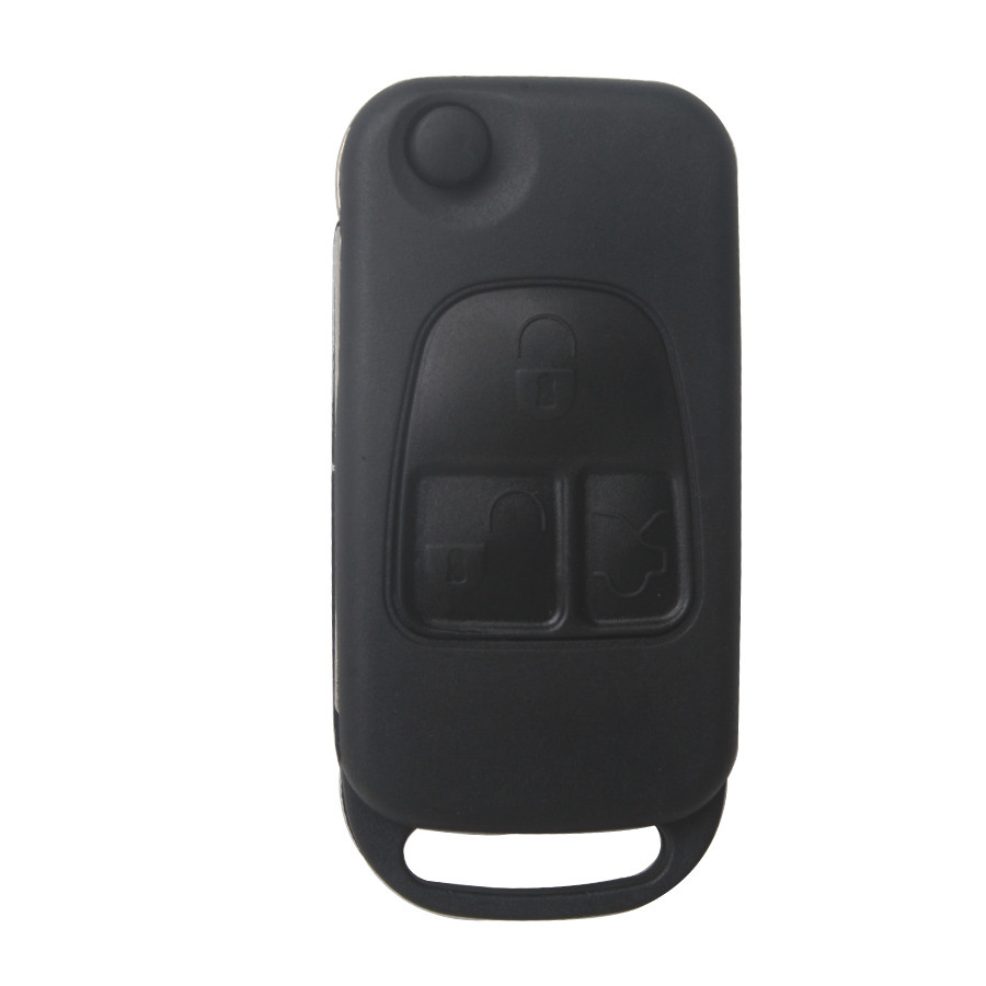 Remote Key Shell For Benz 3 Button 5pcs/lot