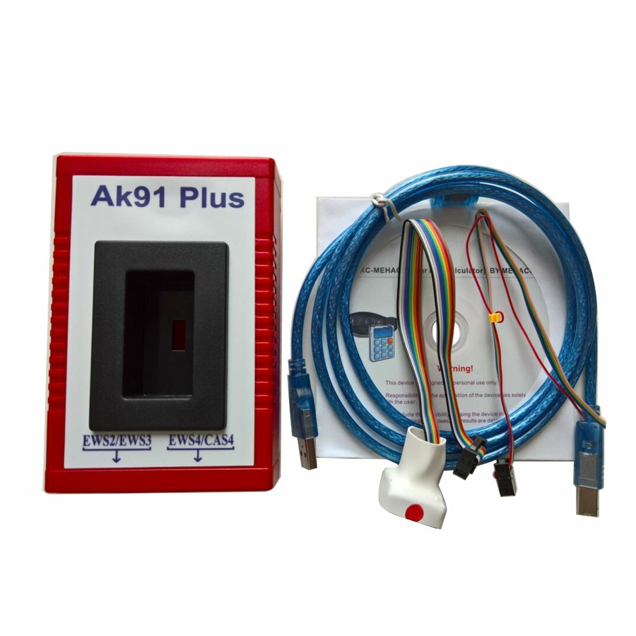 BMW AK91 Plus Key Programmer V4.00 for All BMW EWS Support EWS4.4
