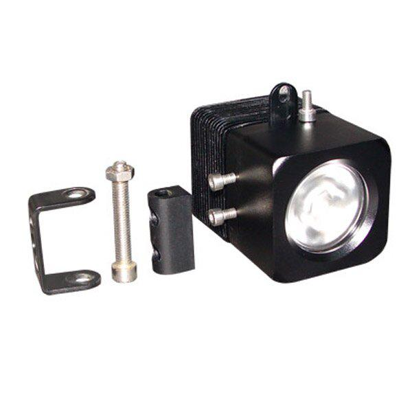Buy 10W Spot/Flood LED Work Light OffRoad Jeep Boat Truck IP67 12V 24V