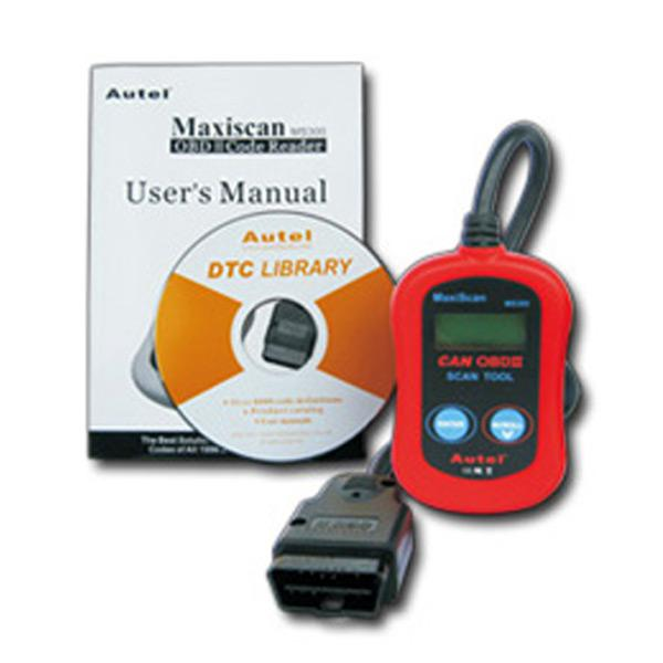 CAN OBDII Code Reader MaxiScan® MS300