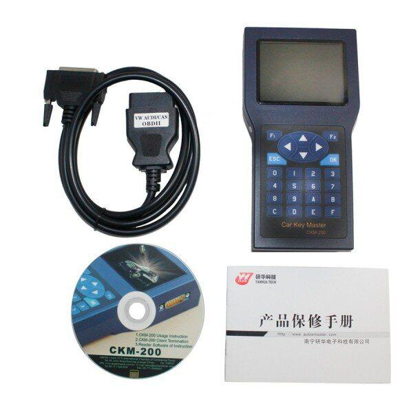 Car Key Master CKM200 Handset With 390 TOKEN