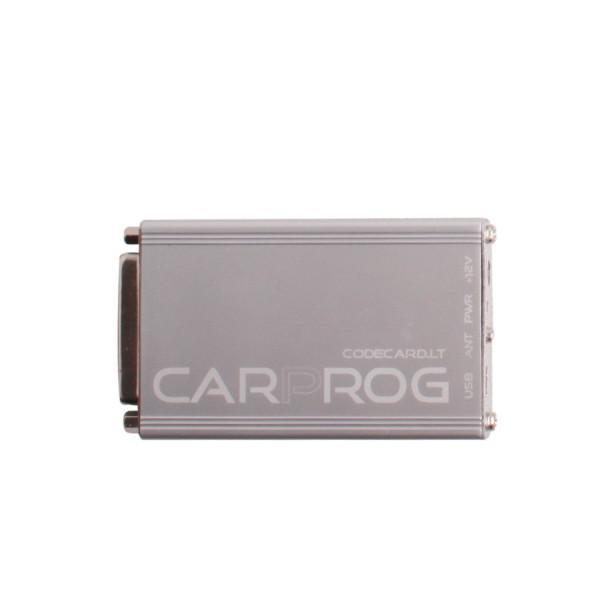Carprog Full V10.93 with 21 Adapter Support Airbag Reset, Dash, IMMO, MCU/ECU