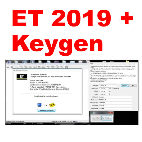 Caterpillar SiS 2019.7 or  2020 Version for Cat Service Information System EPC Repair Software