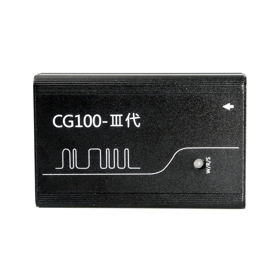 V6.1.1.0 CG100 PROG III Airbag Restore Devices including All Function of Renesas SRS
