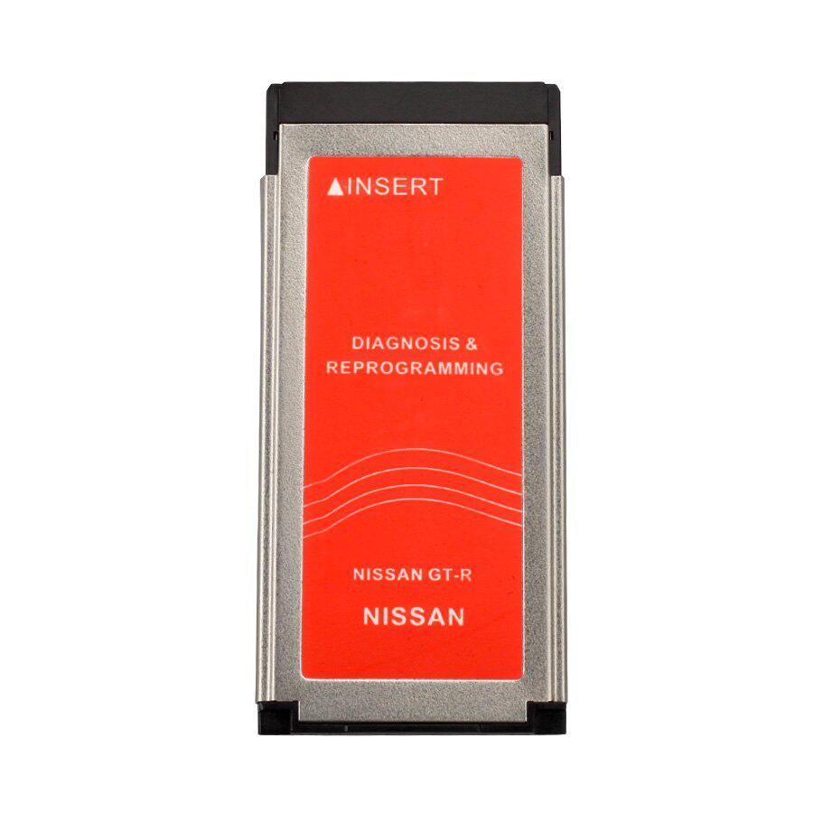 GTR Card For Nissan Consult 3 And Consult 4 With USB Adapter