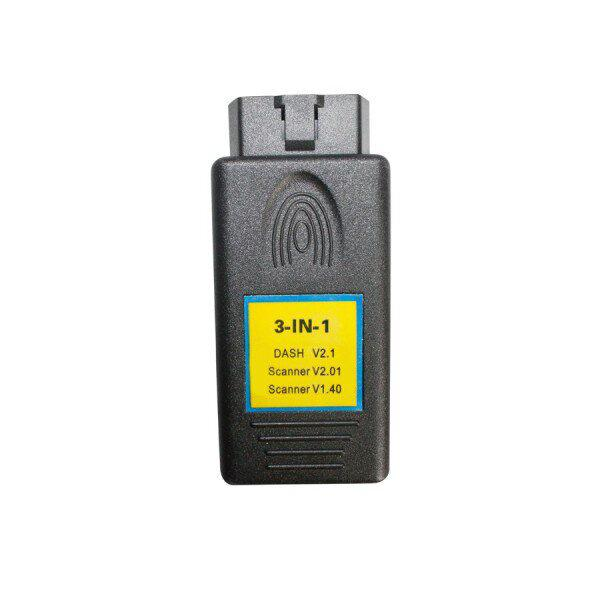Dash Scanner 3 in 1 For BMW