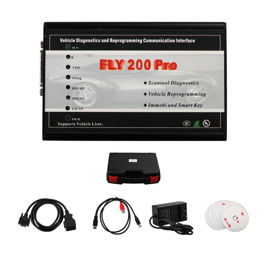 FLY Scanner For Ford And Mazda FLY200 PRO