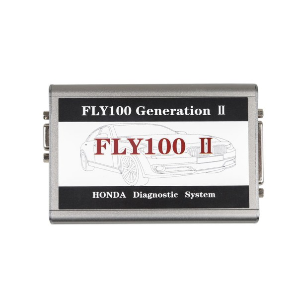 FLY 100 Generation 2 (FLY100 G2) V3.016 Honda Scanner Full Version Diagnosis and Key Programming