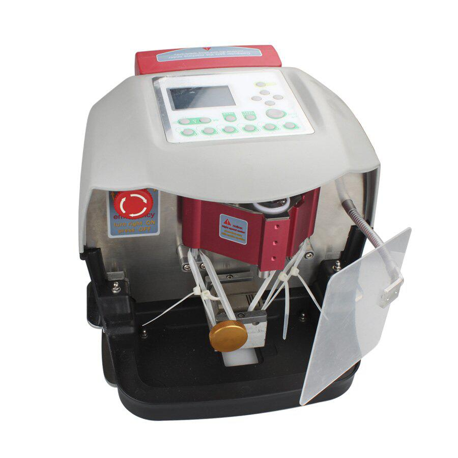 Newest Automatic V8/X6 Key Cutting Machine With Free V2015 Database