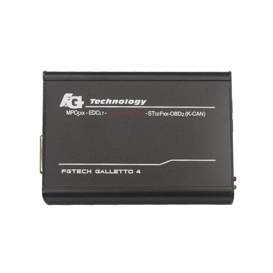 Promotion Newest Version V54 FGTech Galletto 4 Master ECU Programmer Tool BDM-TriCore-OBD Support Multi Language