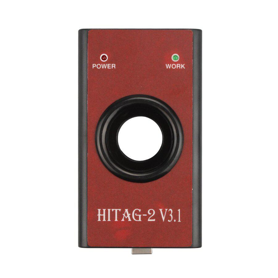 HiTag2 V3.1 Key Programmer (Red)
