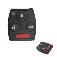 Remote 313.8mhz ID46 3+1 Button G8D ( 2008-2012) For Honda CRV Accord