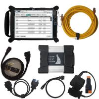 WIFI BMW ICOM NEXT A+B+C NEW GENERATION OF ICOM A2 with V2020.5 Software Plus EVG7 4GB Tablet PC