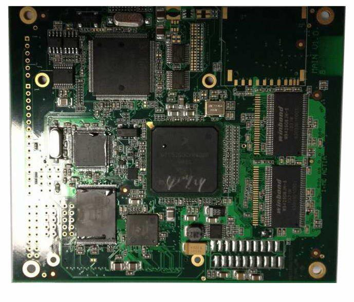 MB SD C4 PCB Board