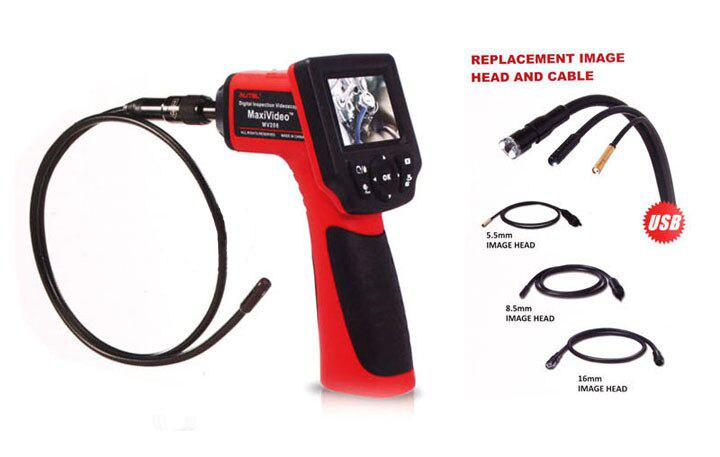 Autel Maxivideo MV208 Digital Videoscope