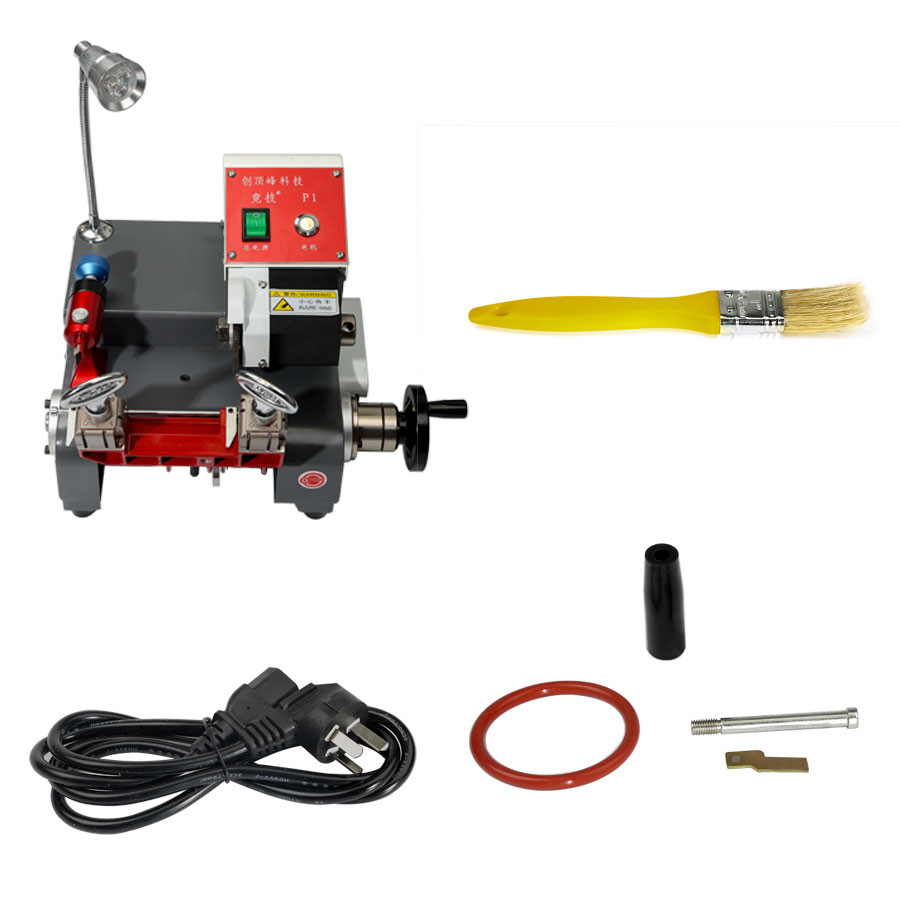 Newest JINGJI P1 Flat Key Cutting Machine