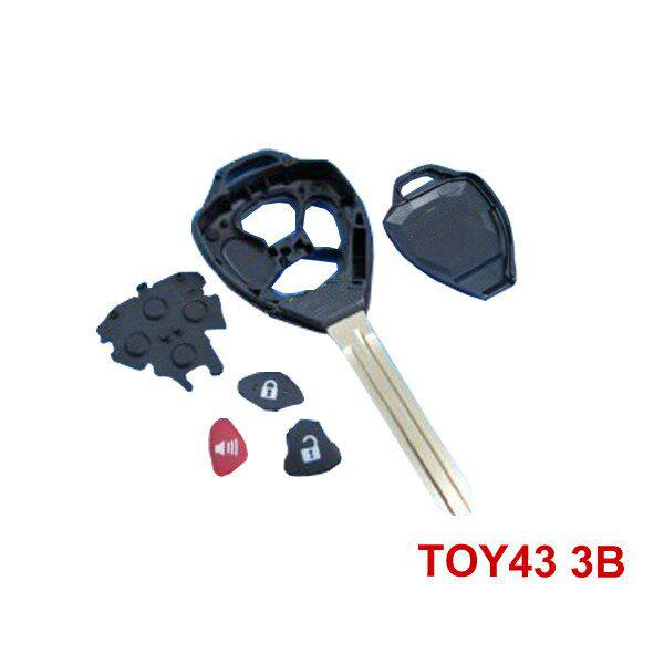Key For Toyota Camry 3 button 4D67 315MHZ