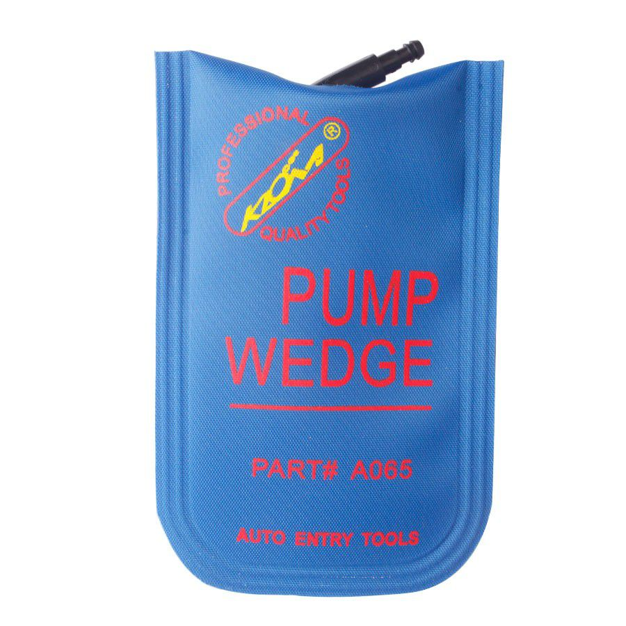 KLOM Small Air Pump Wedge(Blue)