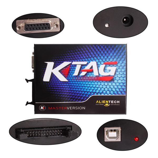 KTAG V2.10 ECU Programming Tool Master Version No Checksum Error