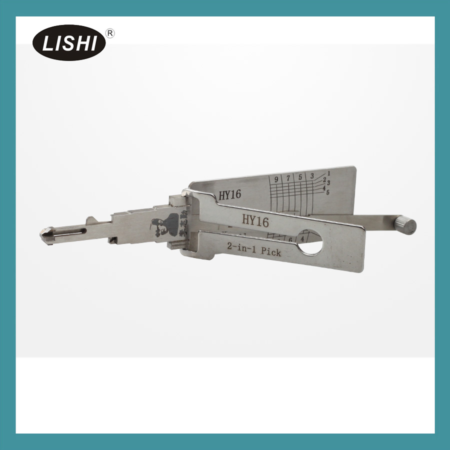 LISHI HY16 2-in-1 Auto Pick and Decoder