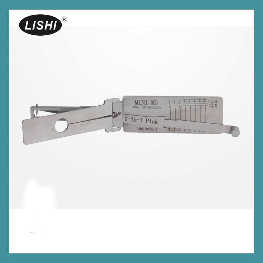 LISHI MG 2-in-1 Auto Pick and Decoder