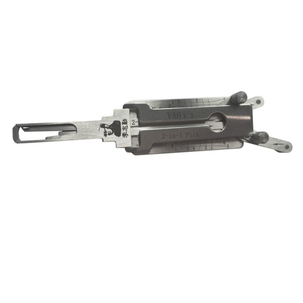Newest LISHI VA6 Renault Citroen 2-in-1 Auto Pick and Decoder